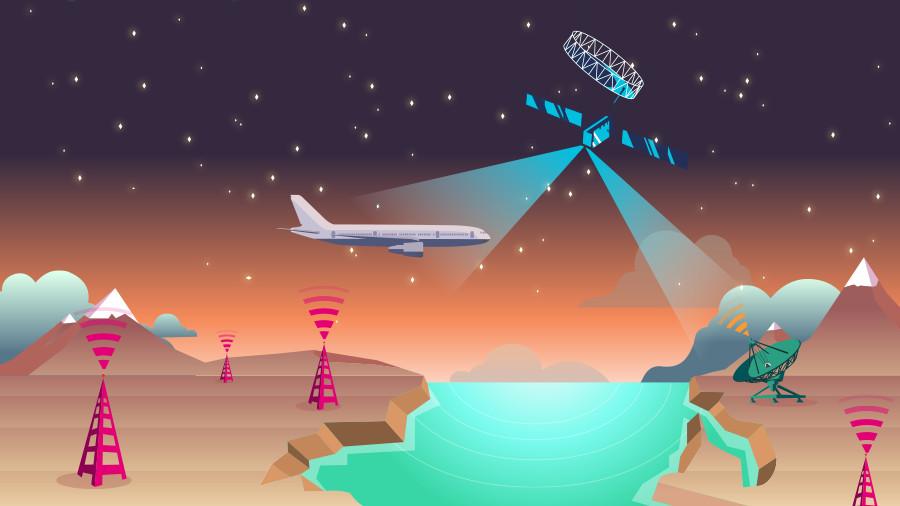 Deutsche Telekom and Inmarsat Partner for In-flight Wi-fi