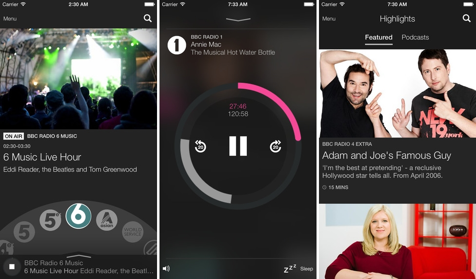BBC Planning Music Streaming Service