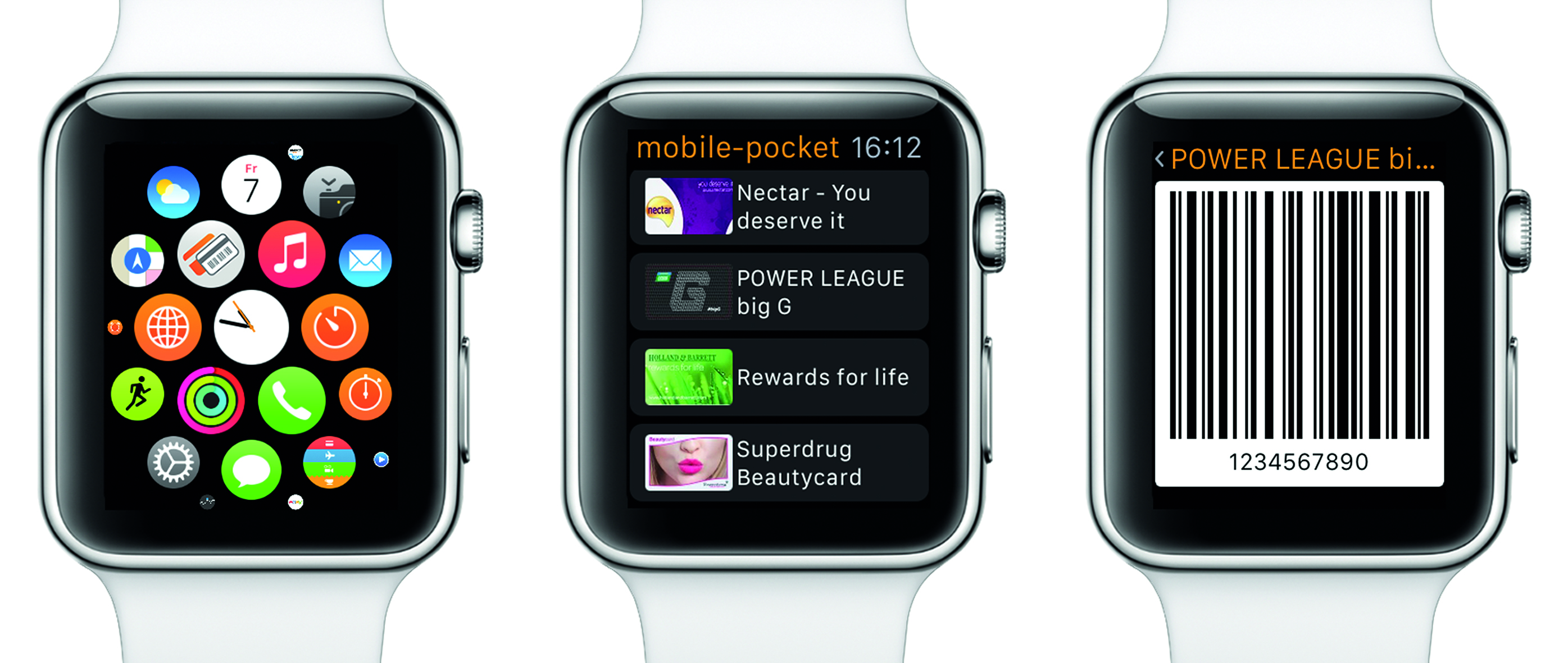 Mobile-pocket Launches Apple Watch Loyalty App