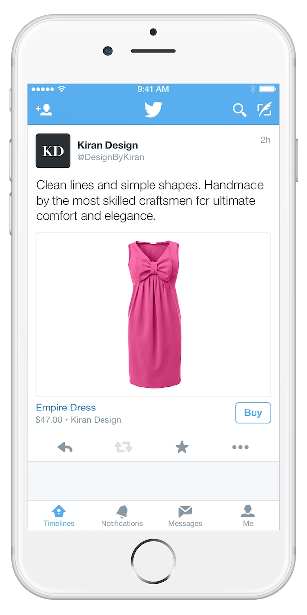 Stripe Partners with Twitter to Supercharge Buy Buttons