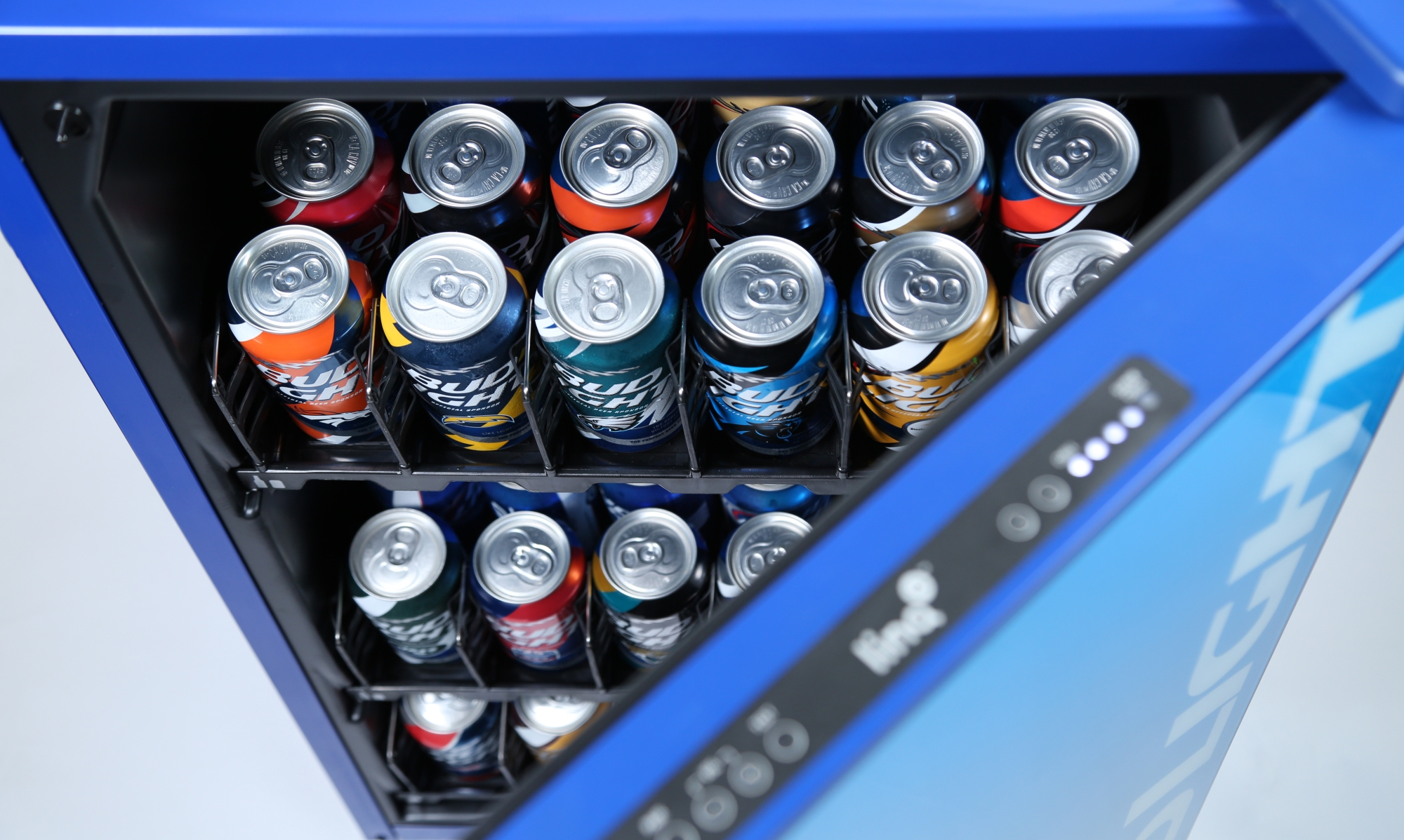 Bud Light Launches a Smart Fridge for Beer and NFL Alerts