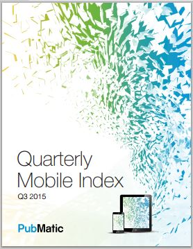 PubMatic Report Identifies Factors Behind Mobile Growth