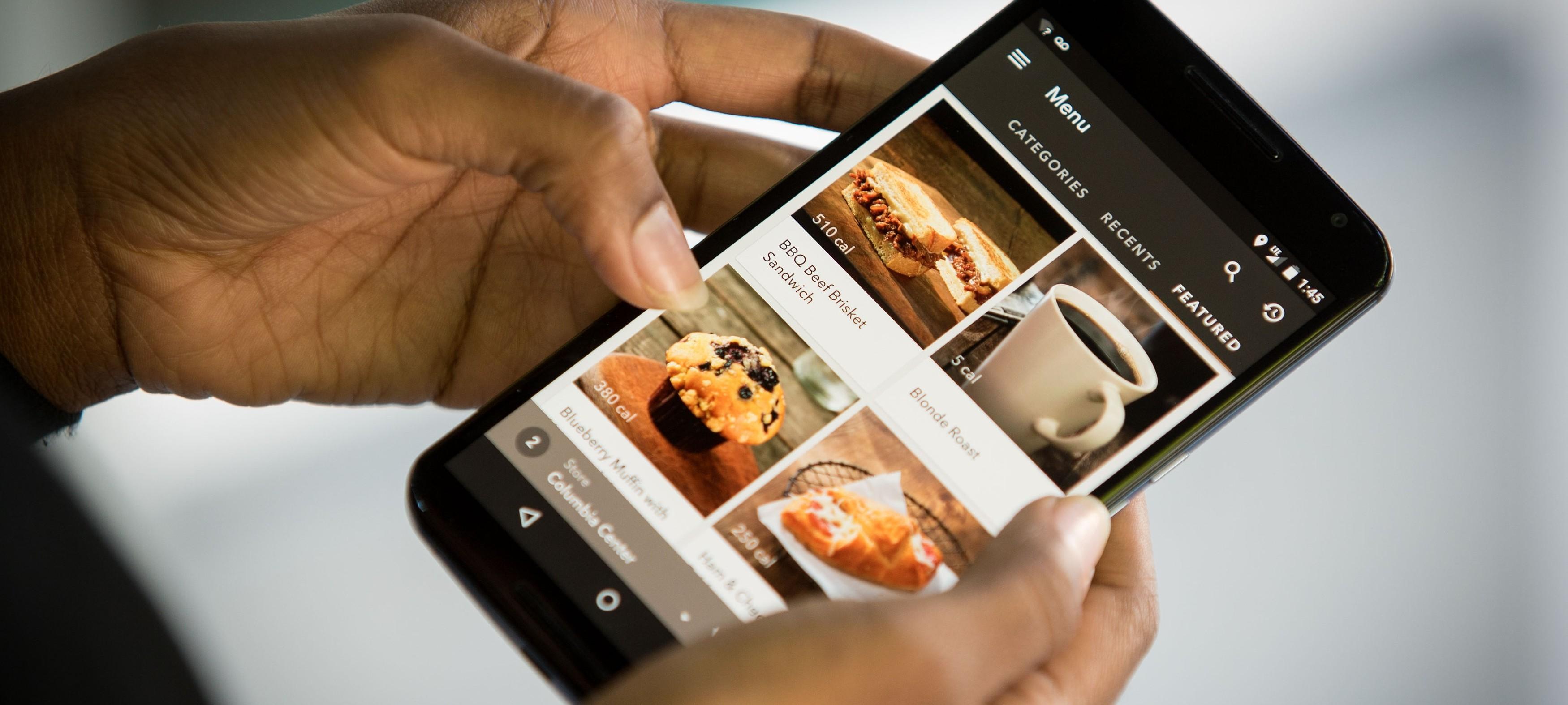 Starbucks Introducing a Virtual Barista Chatbot