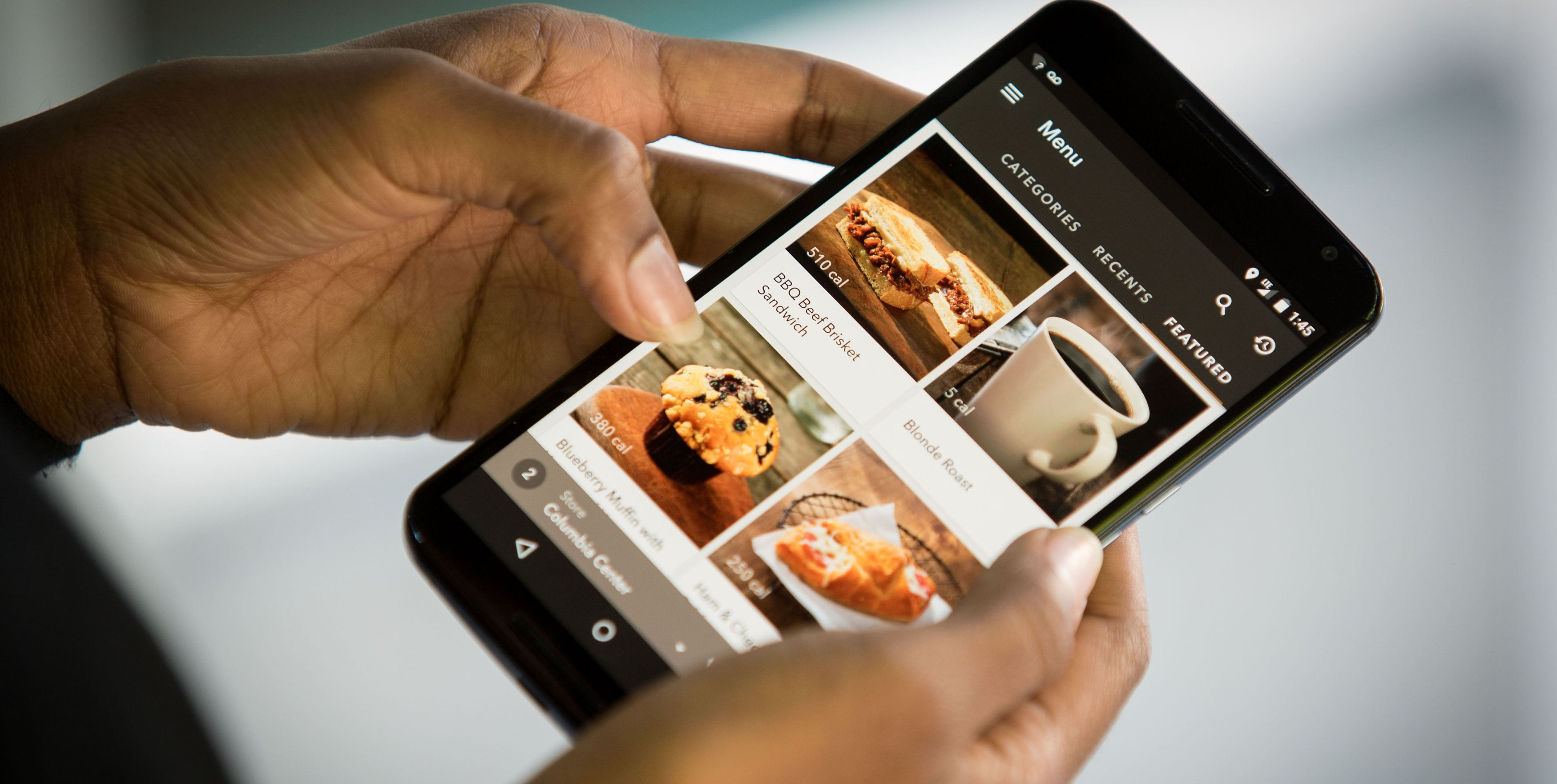 Starbucks Mobile Ordering Comes to the UK