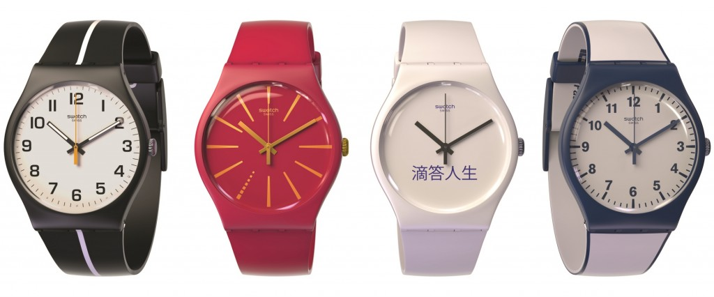 Swatch and Visa Team Up for 'Pay-by-the-wrist'