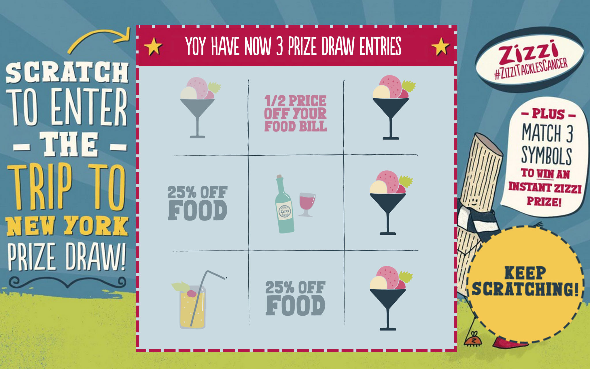 Zizzi Triples Consumer Engagement with Mobile Gamification