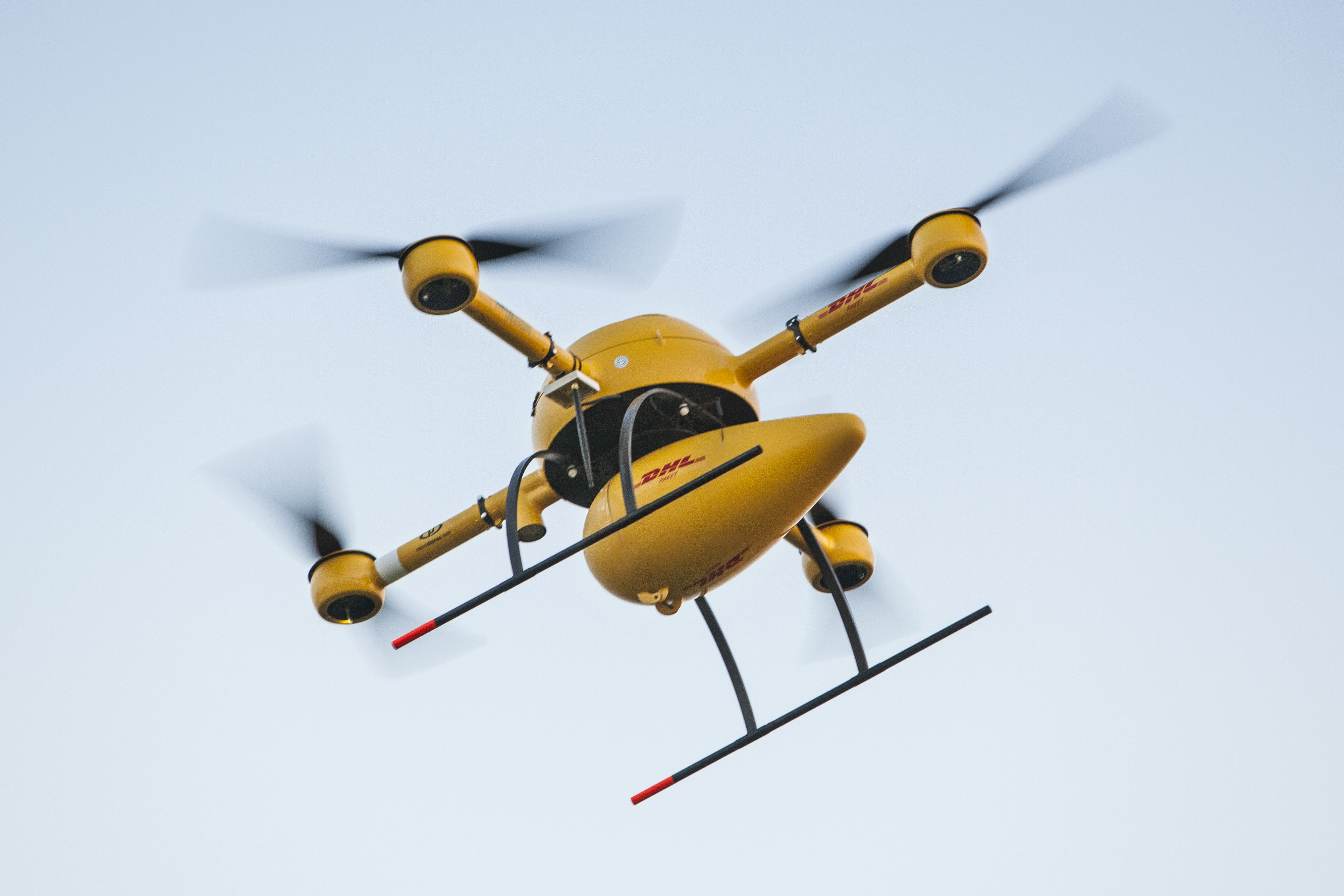 Wal-Mart Planning to Test Delivery Drones