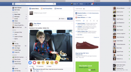 Facebook's 'Dislike Button' Arrives with Reactions