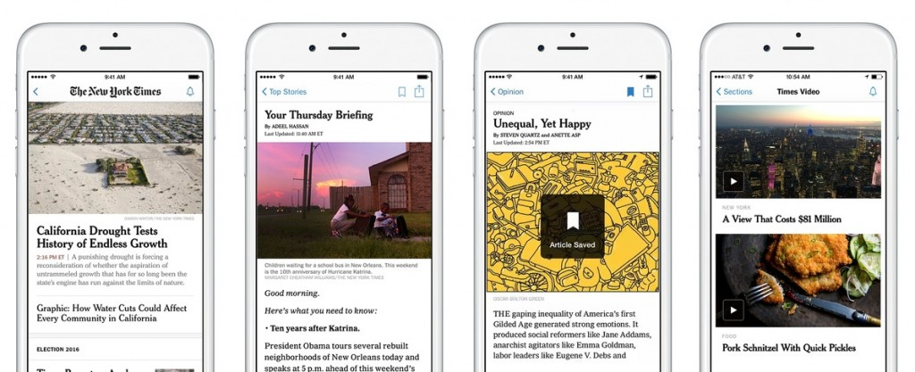 New York Times 'Exploring' Ad-Free Model