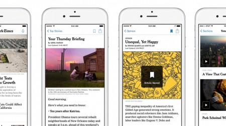 New York Times Aims to Double Digital Revenues with Mobile Focus
