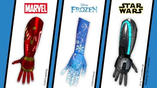Innovation Lab: Robot Smartphones, Disney Bionics and Textable Smells