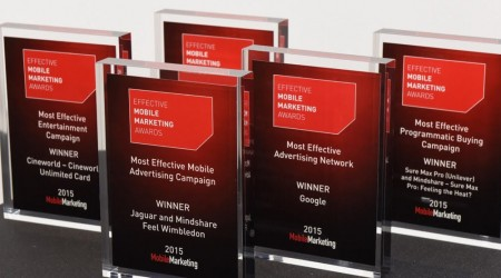 2015 Effective Mobile Marketing Awards: And The Winners Are…