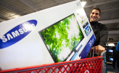 Majority of Online Black Friday Shopping Will Take Place On Mobile
