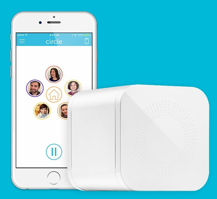Circle of Family Life: Disney Launches Smart Wi-fi Hub