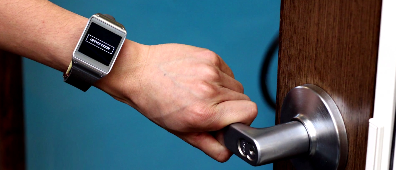 Disney Develops Item-detecting Smartwatch