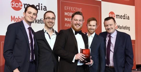 Effective Mobile Marketing Awards 2015: The Photos