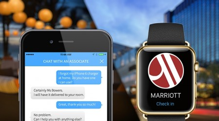 Marriott Extends Mobile Requests Chat to Five Brands