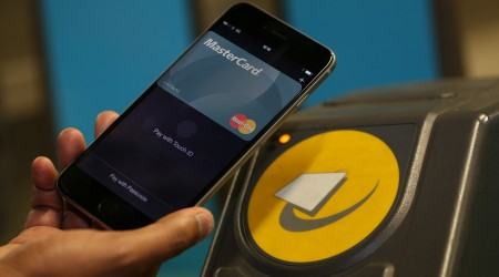 Mastercard Apple Pay TFL