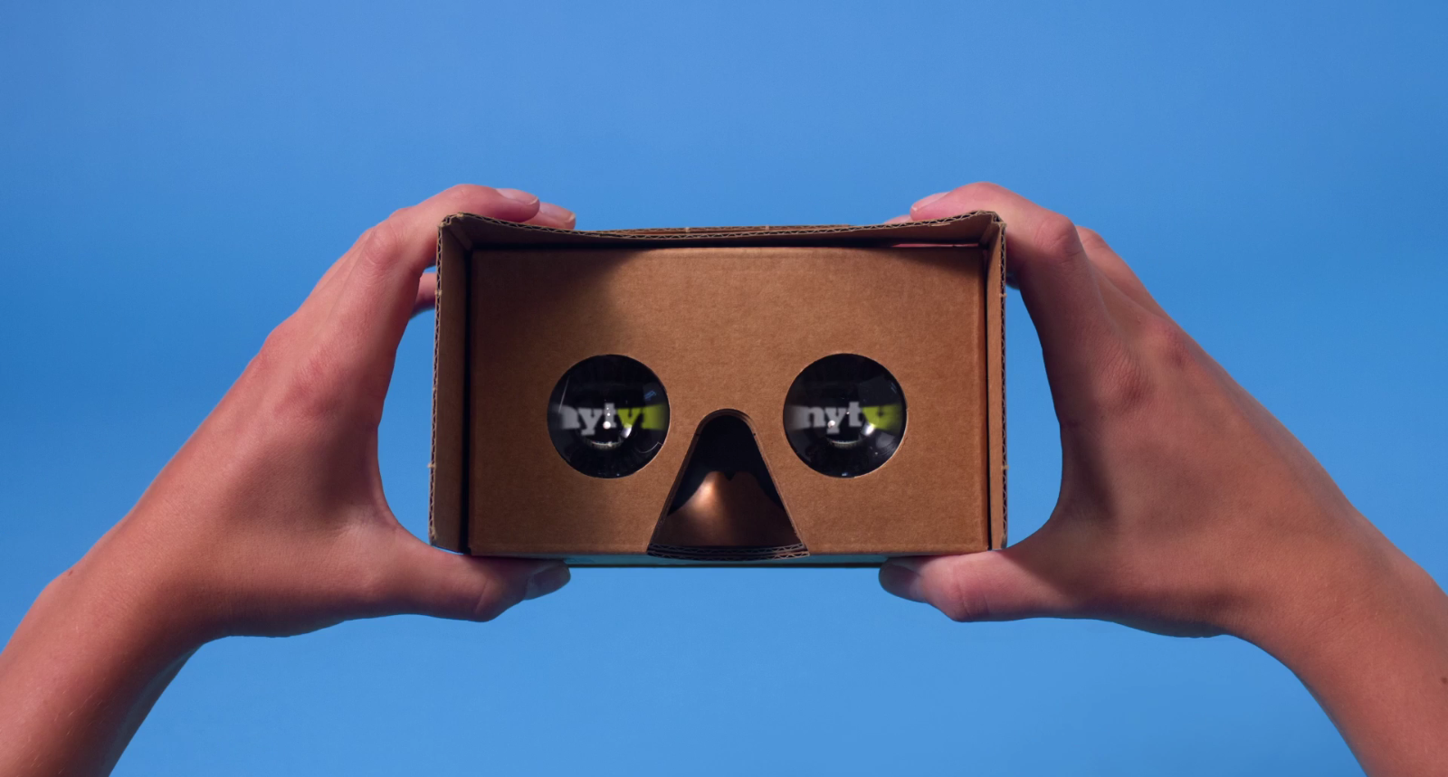 New York Times Delivers 1m Google Cardboard Viewers in VR Launch