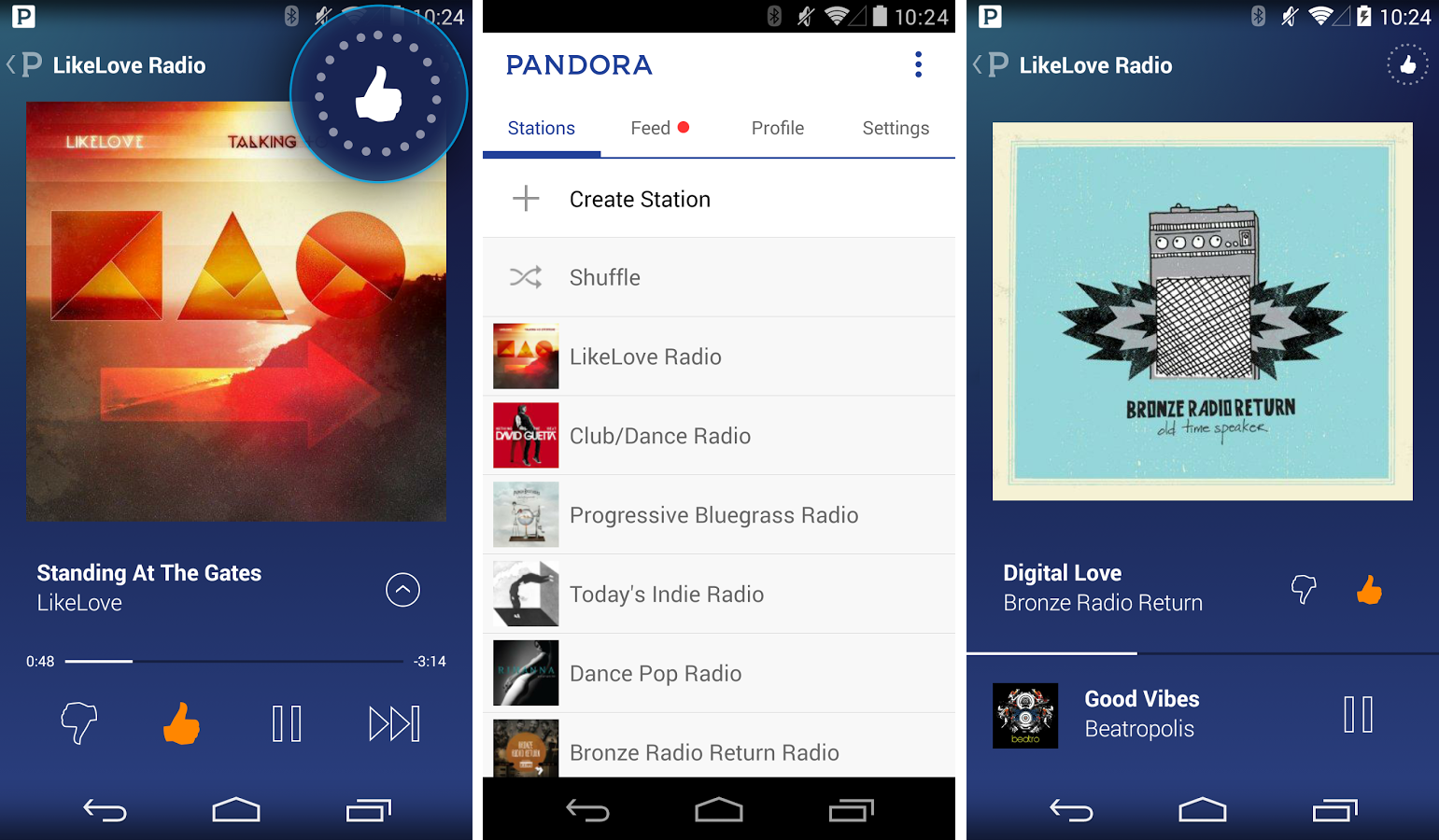 Pandora Acquiring Key Assets from Rdio