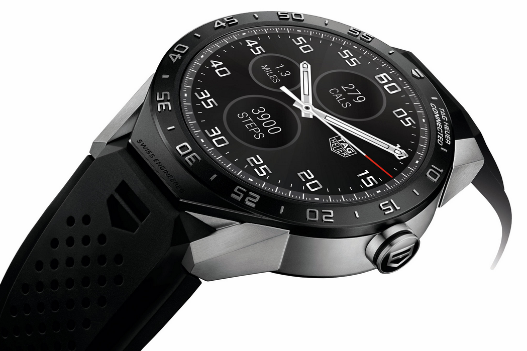 TAG Heuer and Google Unveil Connected Watch