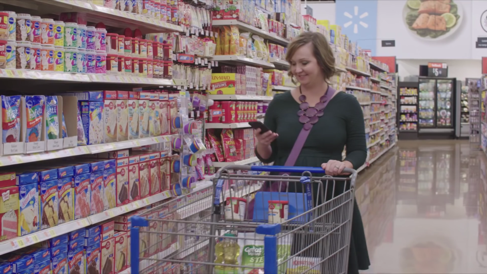 Walmart Embraces Mobile as Part of Holiday Strategy