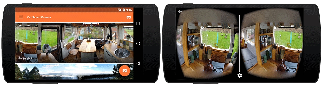 Google Launches VR Camera App