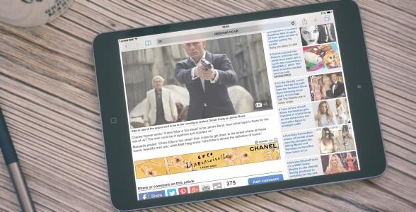 UK Mobile Ad Spend up 40 per cent in Q3 2015