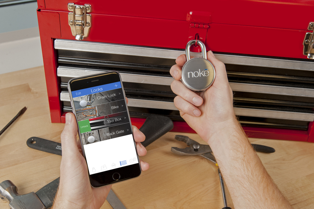Noke Launches Smart Padlock