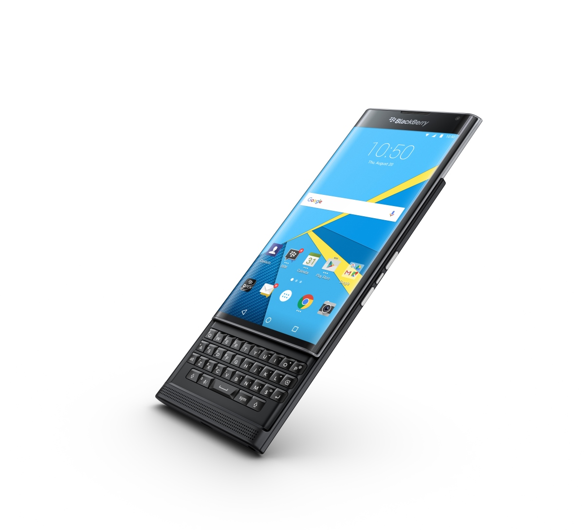 Has the Priv Started a Turnaround for BlackBerry?