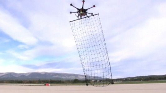 capture drone