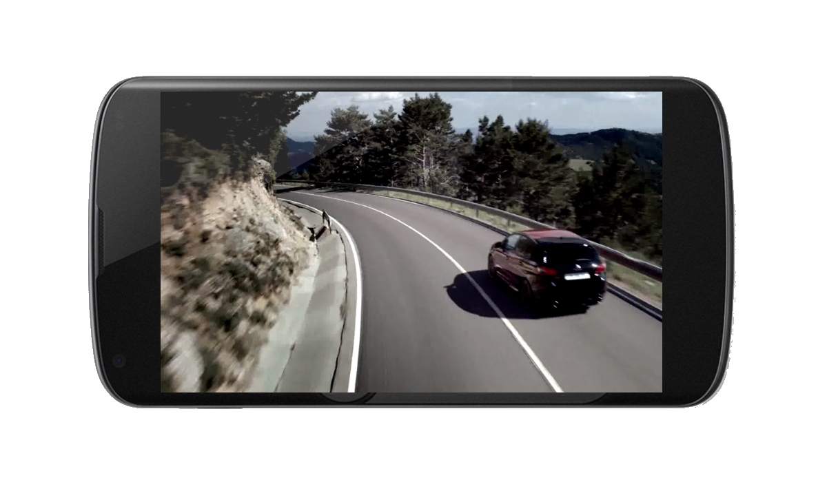 Peugeot Launches Mobile Campaign Using Haptic Technology