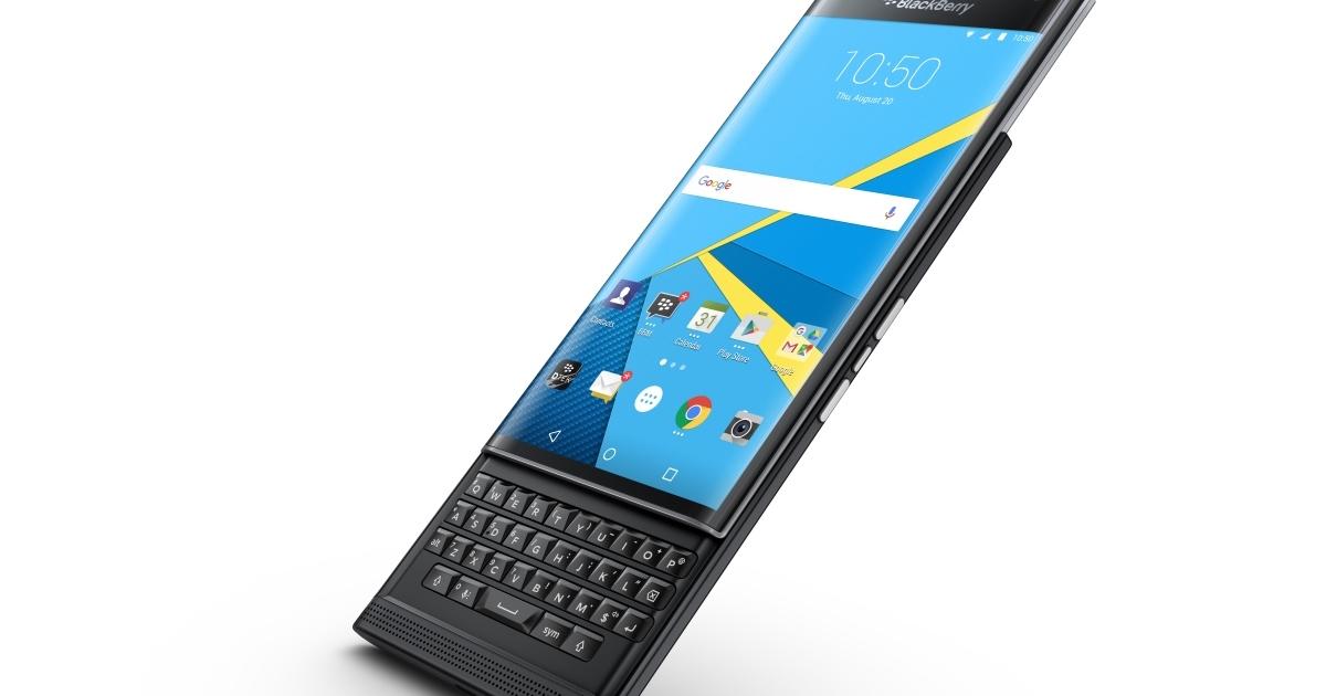 BlackBerry Hangs Up on the Handset Market