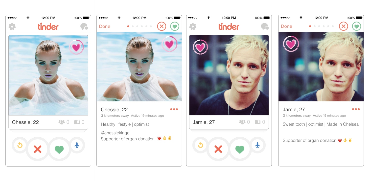 Hook Up With an Organ Donor on Tinder Through NHS Campaign