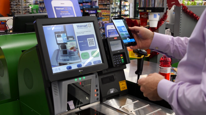 Walmart Enters the Mobile Payments Arena