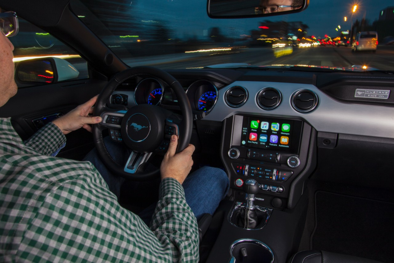 Ford Adds Support for Apple and Android Connected Car Solutions