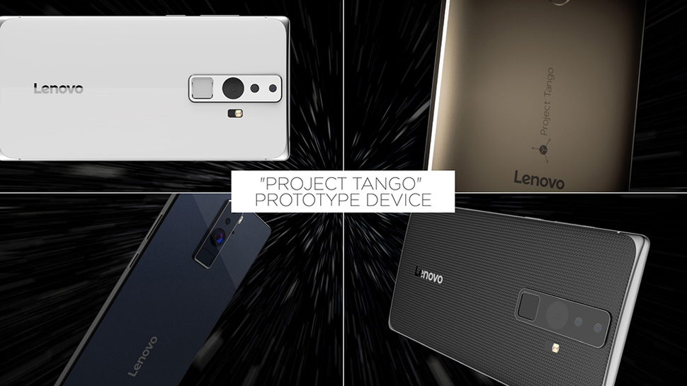 CES Project Tango