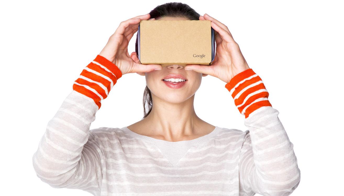 Google Forming Virtual Reality Division