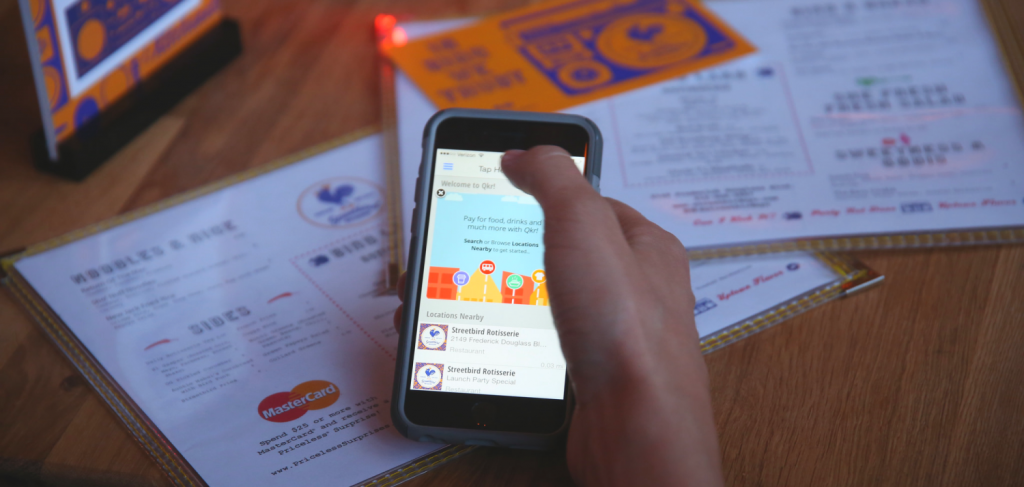 Zizzi Restaurants Serve Up Mobile Payments with MasterCard's Qkr