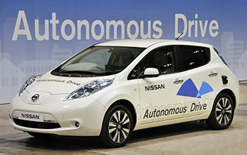 Renault-Nissan Alliance Unveils Self-driving Car Roadmap | Mobile ...
