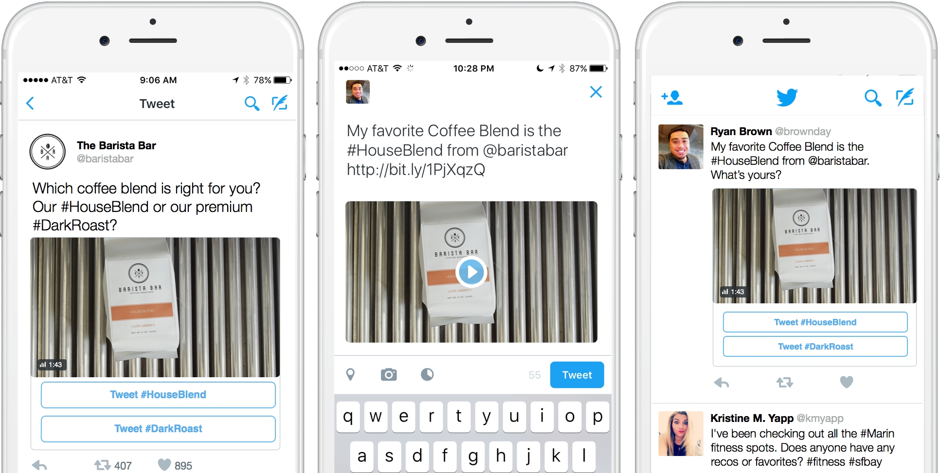 Twitter Launches Conversational Ads
