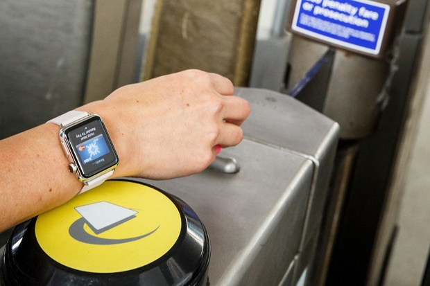 Apple Pay Causes Spike In Mobile Payments for TfL
