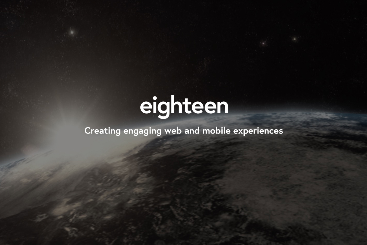 RE:Digital Rebrands Mobile Arm as Eighteen