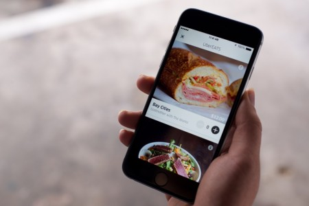 UberEats Standalone App Coming to 10 US Cities Soon