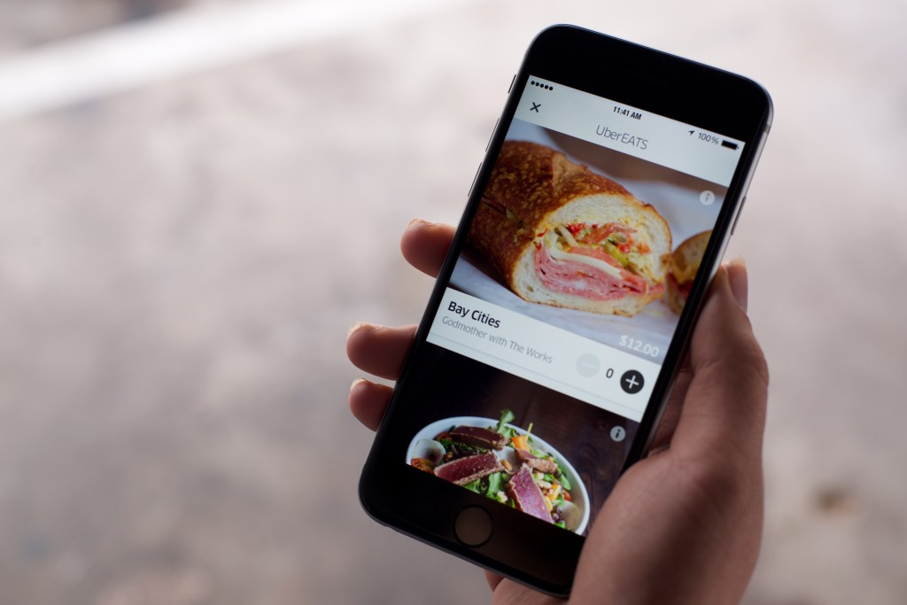McDonald's to Start Taking Orders Through UberEats in January