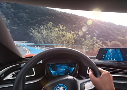 BMW, Intel and Mobileye Working on Self-driving Car