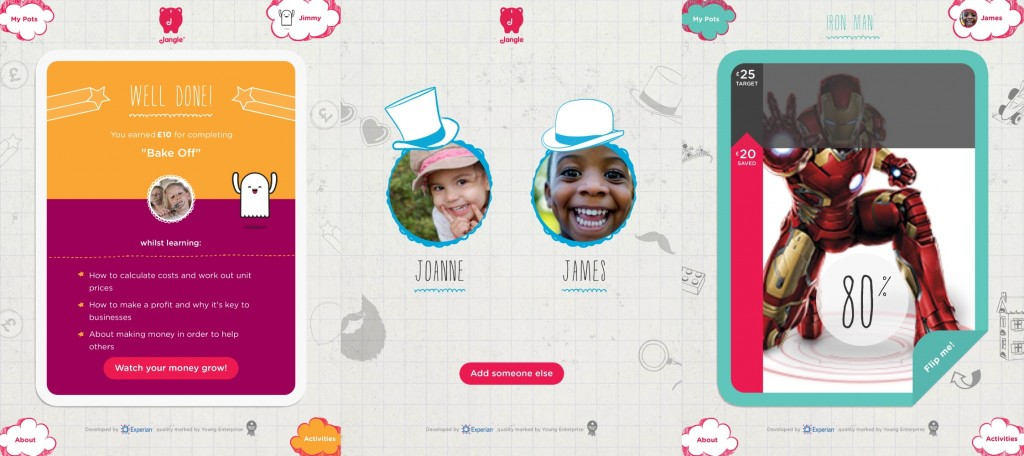 Experian Launches Money Management App for Kids