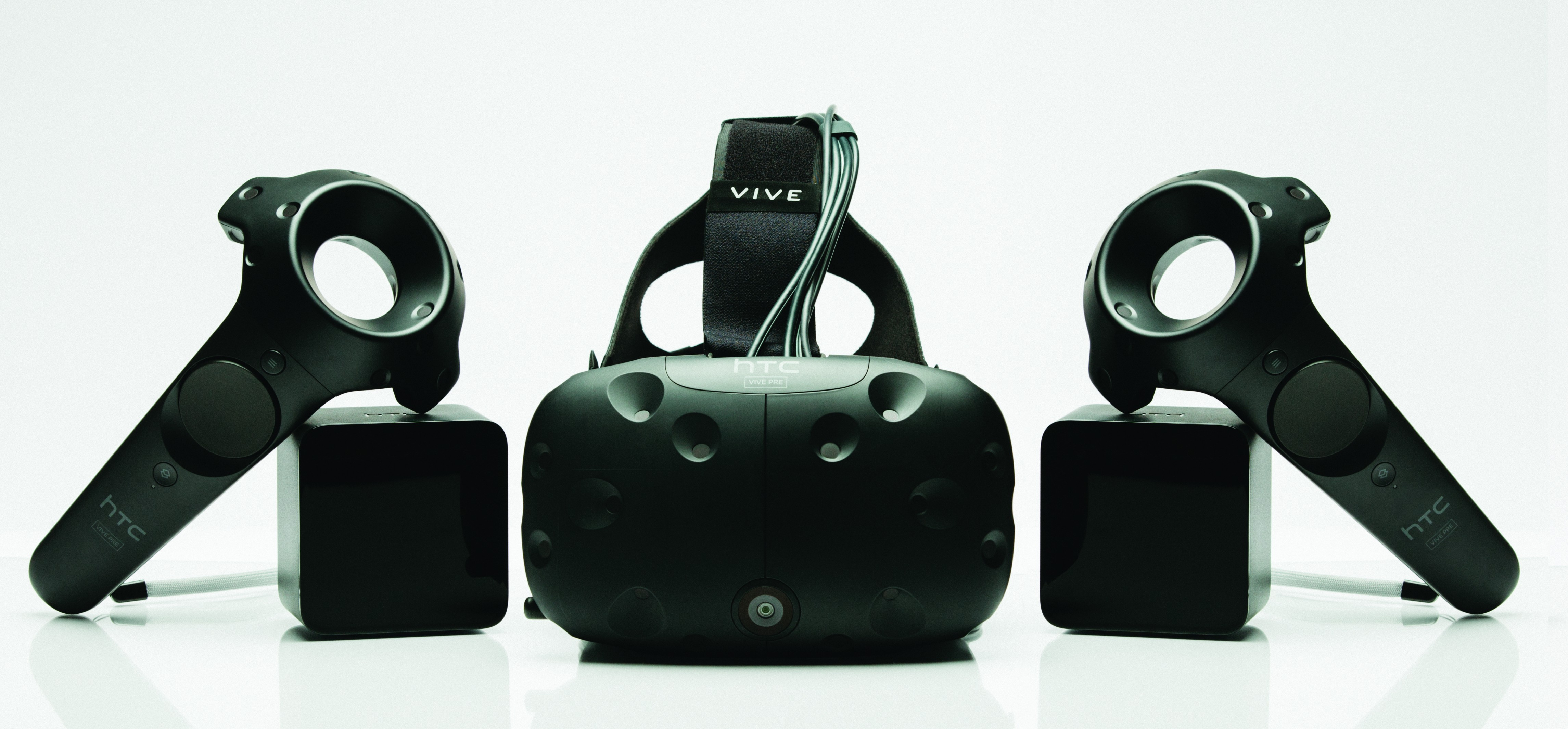 HTC Launches $100m VR Accelerator