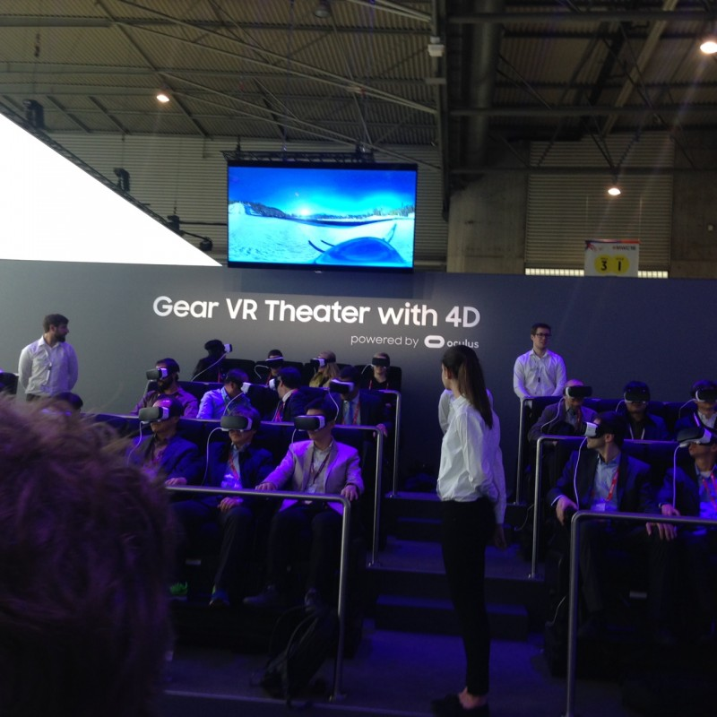 MWC 2016 – VR, VR and More VR