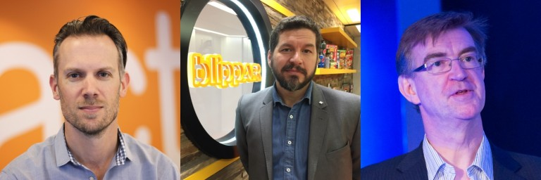 Movers & Shakers: Blippar, Factual, IO, Astound Commerce